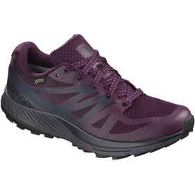 Salomon Sense Escape GTX Running Shoes Women purple